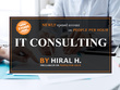 Receive IT consulting from expert to grow your business