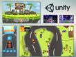 Develop/reskin/modify small Unity 2D/3D games