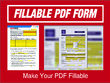 Create your PDF Form fillable or create more Interactive