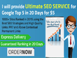 Do Ultimate Seo Service For Page 1 Rankings In 10 Days