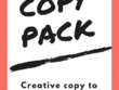 Create exciting persuasive copy packs for your whole campaign