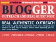 30 Quality Niche Guest Post, Blogger Outreach Service DA 20 -60+
