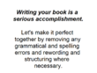 Edit and proofread your book (20,000-30,000 words)