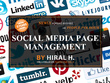Social Media Page Management