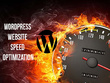Optimise Wordpress Website Speed & Google Page Speed Score
