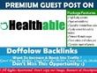 Write & Publish Health Guest Post Healthable.org - DA 45