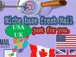 Deliver You 70K Verified USA UK Emails for Business Promotion