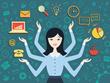 Write 31 social media content posts