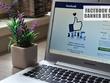 Design a facebook banner ad