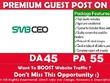 VIP Guest Post on SMBCEO.com