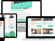 Design Responsive & Editable HTML Email Template/ Newsletter