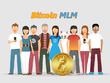 Create Bitcoin MLM Software