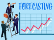 Financial forecasting for 4 year business plan