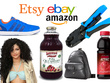 Do photoshop edit 30 product photos for amazon, ebay, etsy