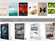 Design your e-book cover, including a promotional web banner
