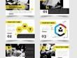 Design a stuninng powerpoint presentation
