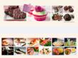 Supply 10 photos of any subject - e.g. cuisine, copyright free!