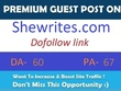Publish guest post on Shewrites.com DA-60 with dofollow