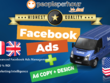 Provide Advanced Facebook  Advertising Management For 1 Month