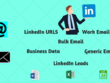 Collect 100 Linkedin Leads and Profile Urls
