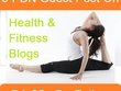 Write and Publish 5 PBN Guest Post On Health & Fitness Blogs