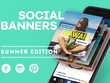 Design Facebook Banner And Social Media Covers In 24 Hr