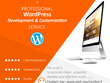 Develop Or Customize WordPress Blog Or Website