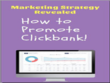 Provide Guide How To Promote Clickbank - Marketing Strategies