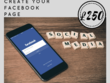 Create a Facebook page for business from scratch
