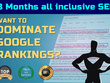 3 Months all in inclusive SEO - Leading UK SEO