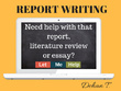 Write a HR report consisting of 1200 - 2500 words on any topic