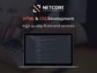 Frontend development - HTML, CSS & JS