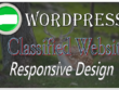 Build classified website for you or business