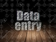 Do all data entey and excel work 2 hours