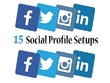 15 Social Media Profile Backlinks Creation for Your Website