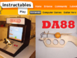 Write & Publish a guest post on instructables.com DA 88, PA 90,