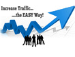 Drive 5000 Website Traffic in 5 days for you  (1000+ each Day)