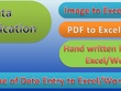Do data simplification & data entry for 1 hour