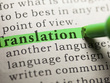 Translate English - Arabic and vice versa 2001 up to 7000 words