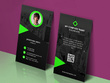 Design Professional business card within few hours