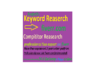 Do Perform SEO Keyword Research For Your Website