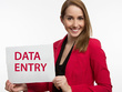 Do Any type of data entry work in 24 hour