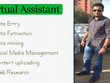 Provide 2 hours of virtual assistant services / admin Support