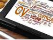 Professionally write your CV, resume, cover letter