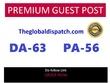 Publish guest post in theglobaldispatch.com DA 63