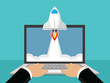 Optimise your website loading speed.