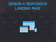 Design a Responsive Landing Page
