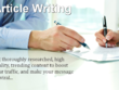 Write 2 SEO articles,blogs and content for websites for $10