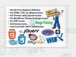 Fix any WordPress Issue,HTML,CSS,JavaScript,jQuery,MySQL,PHP