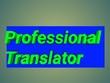 Translate documents Italian to English or English to Italian
